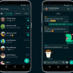 Cómo activar el modo oscuro en WhatsApp