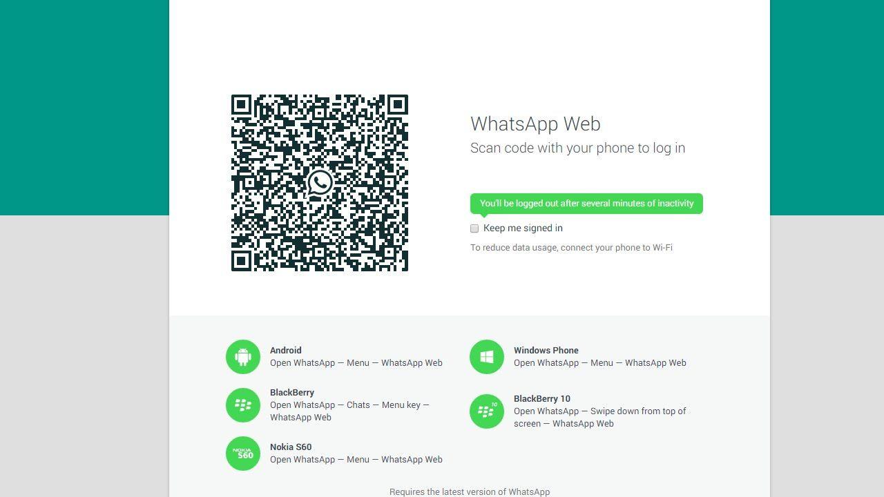 Cómo utilizar WhatsApp Web y WhatsApp en el ordenador