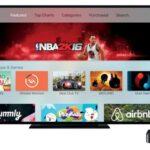 Cómo actualizar a la última versión del sistema operativo del Apple TV