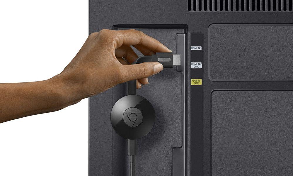 Cómo actualizar Chromecast
