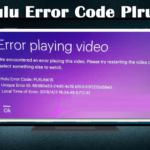 Cómo arreglar el código de error de Hulu PLAREQ17