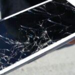 Cómo arreglar una pantalla de teléfono agrietada