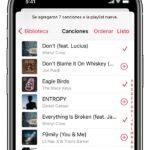 Cómo crear y utilizar listas de reproducción en el iPhone