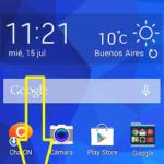Cómo desactivar el modo seguro en Samsung