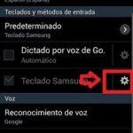 Cómo desactivar la autocorrección en Samsung