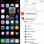 Cómo desactivar la vista previa de mensajes en el iPhone