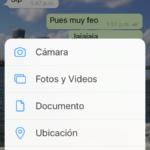 Cómo enviar GIFs en el iPhone