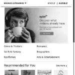 Cómo escuchar audiolibros en Kindle