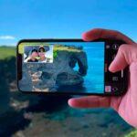 Cómo hacer fotos y grabar vídeo al mismo tiempo en un iPhone