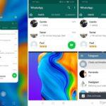 Cómo hacer pantalla dividida en Android