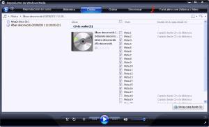 Cómo hacer un CD de MP3 en el Reproductor de Windows Media 11