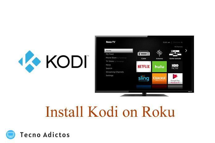Cómo instalar Kodi en Roku