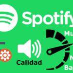 Cómo mejorar la calidad de la música en la aplicación Spotify para iPhone