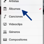 Cómo poner las canciones en orden aleatorio en el iPhone