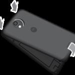 Cómo quitar la cubierta trasera del Motorola Droid 2