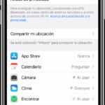 Cómo usar el GPS en el iPhone 6