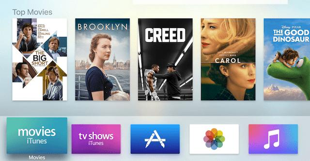 Guía de versiones de Apple tvOS: Todo lo que necesitas saber