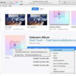 La mejor configuración de iTunes para copiar audiolibros en CD