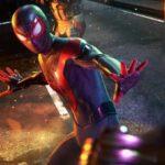 Miles Morales: El hombre, la araña (-man), el juego