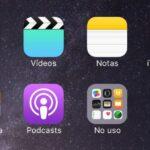¿Puedes eliminar las aplicaciones que vienen con el iPhone?