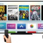 ¿Qué canales son compatibles con la búsqueda universal en el Apple TV?