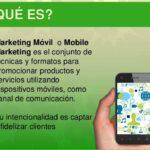 ¿Qué es el marketing móvil?