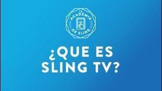 ¿Qué es Sling TV y cómo funciona?