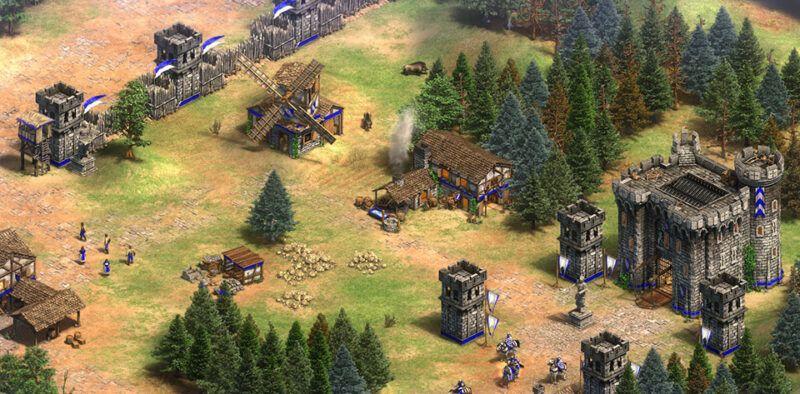 Age of Empires II PC Demo Descargar