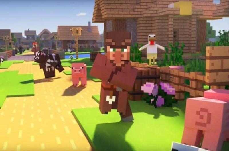 Minecraft Mobs Explicado: Aldeanos