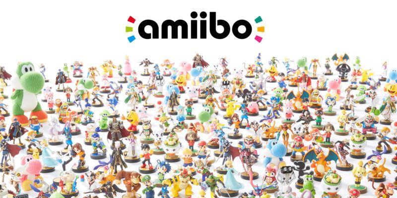 Cómo usar Amiibo en Nintendo Switch