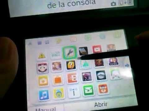 Cómo eliminar juegos y aplicaciones de 3DS