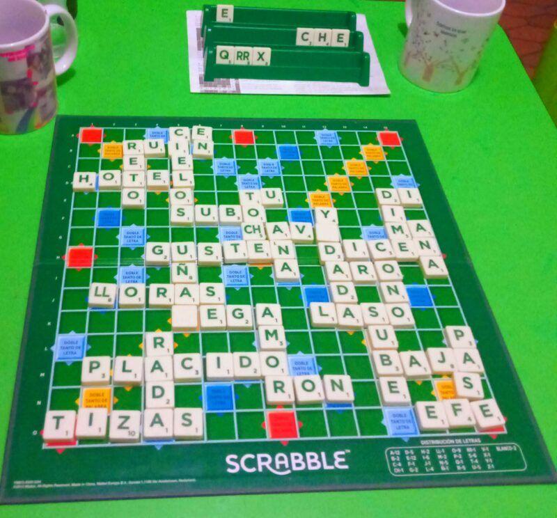 Cómo jugar a Literati o Scrabble en línea