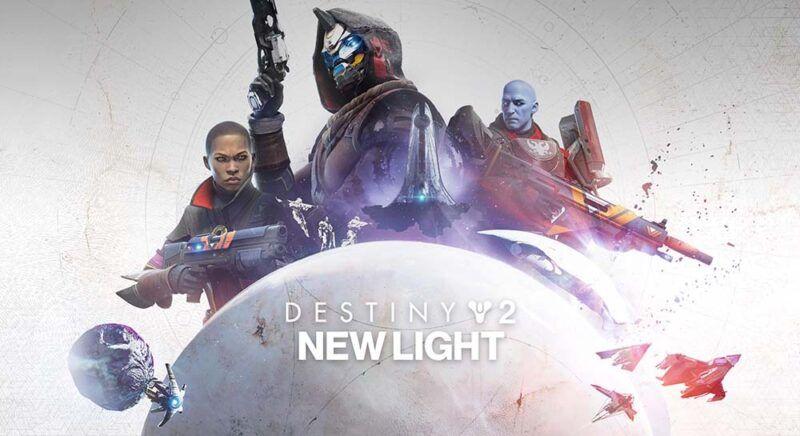 Destiny 2 Nueva Luz: La guía definitiva para jugar gratis