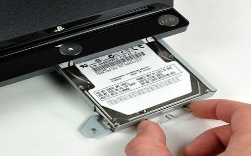 Disco duro de PS3