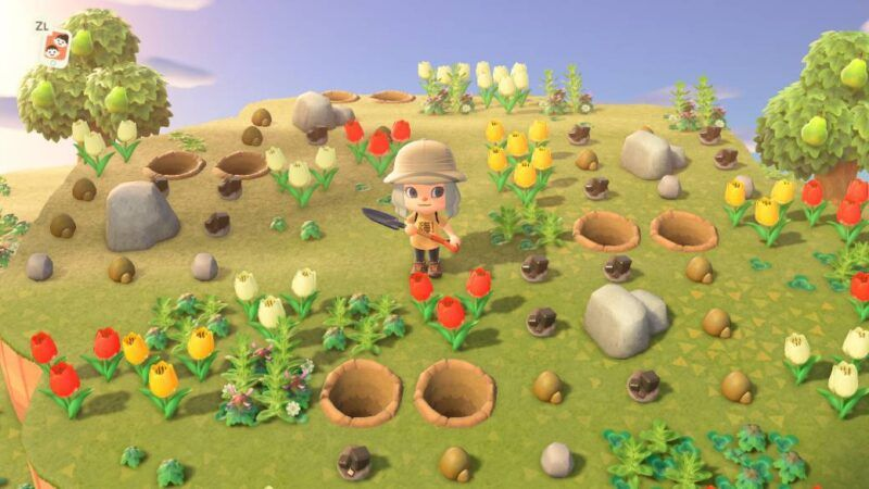 Cómo conseguir hierro en Animal Crossing: New Horizons