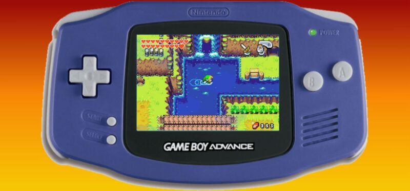 ¿Por qué los juegos de Game Boy Advance no están en la consola virtual?