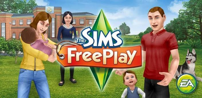 Los Sims FreePlay'
