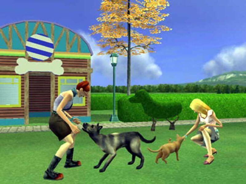 La cría de mascotas en Los Sims 2: Mascotas