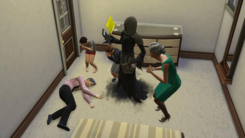 Cómo matar a un Sim