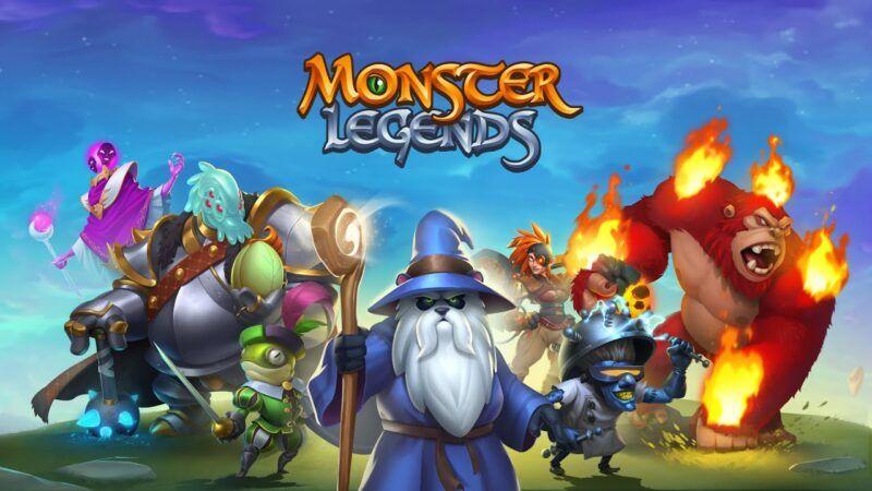 Cómo jugar a Monster Legends