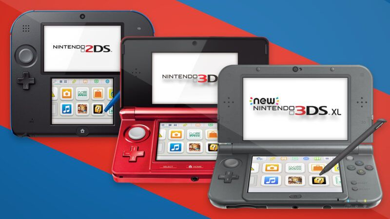 Entrada de códigos de trucos para Nintendo DS, DS Lite y DSi