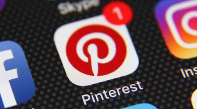Cómo enviar mensajes privados en Pinterest