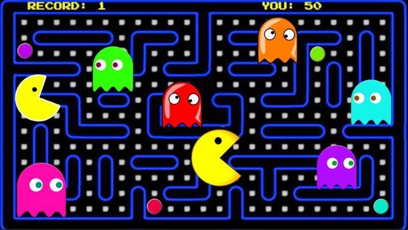Juega gratis al Pacman original en línea