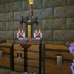 Cómo hacer una poción de la suerte en Minecraft