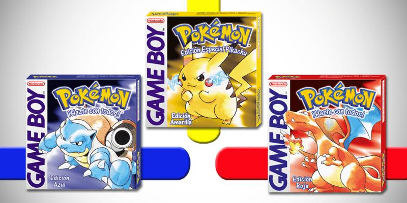 Pokemon Rojo, Azul y Amarillo: Cómo obtener todos los HM