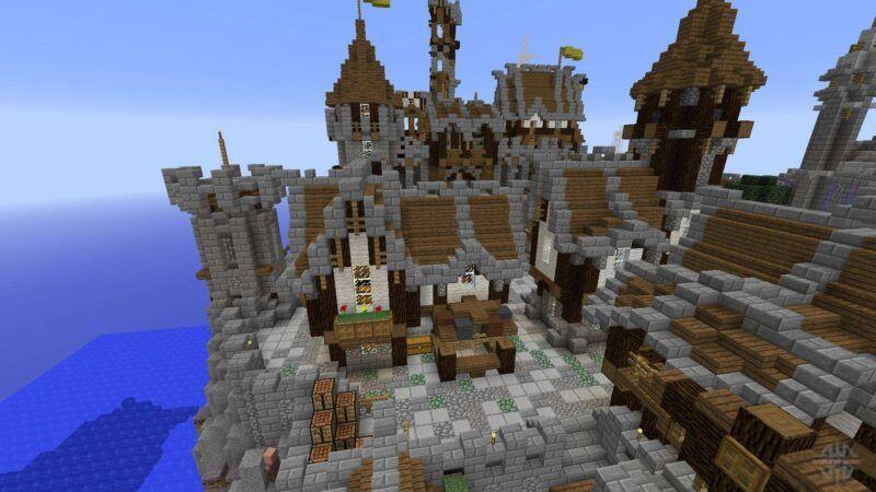 Reinos de Minecraft: ¿Valen la pena?