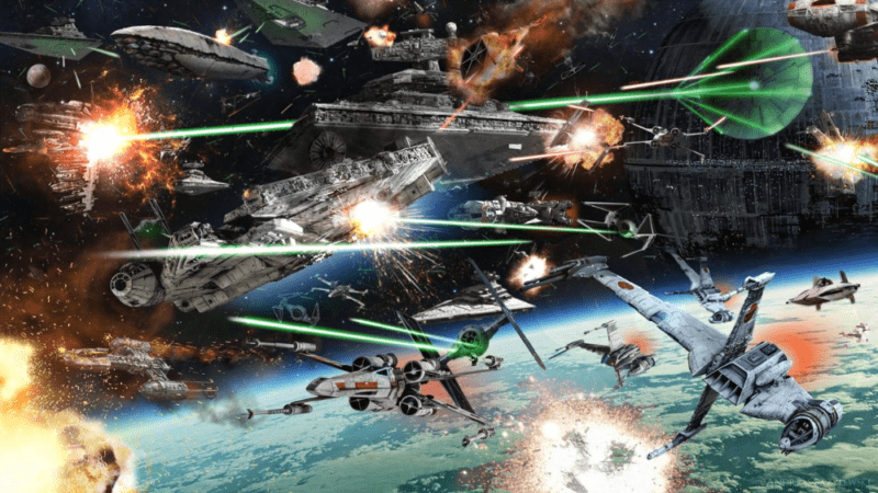 Juego gratuito de Star Wars The Battle of Endor