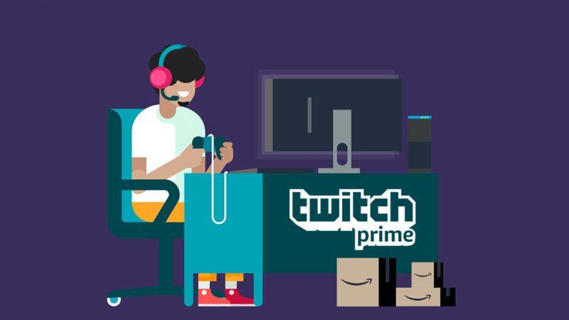 Suscripción a Twitch