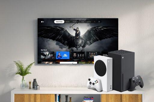 Ver tv en serie X o S de Xbox