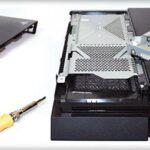 Cómo reemplazar un disco duro de PS4